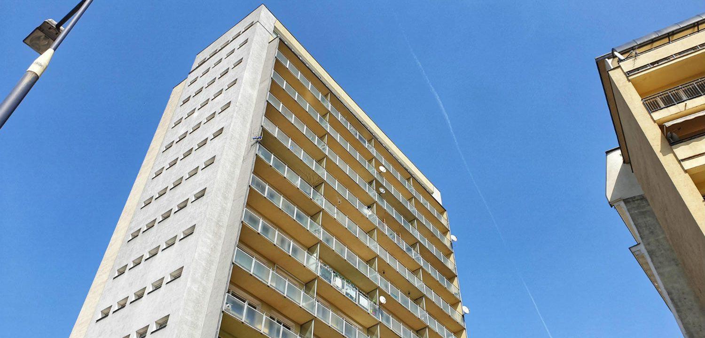 Rynek wtórny mieszkania wieżowiec