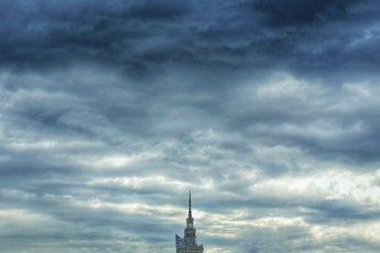 Koronawirus i wirtualne spacery - czarne chmury